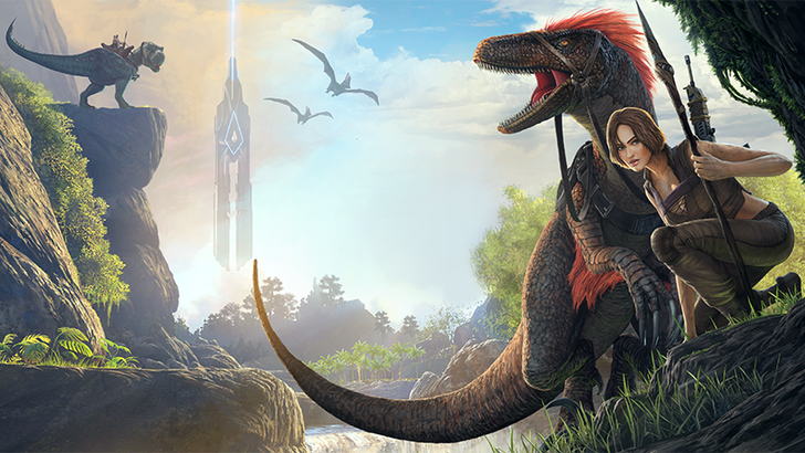 [Update: Coming June 14th] Studio Wildcard has announced that 'ARK: Survival Evolved' is coming to Android this spring