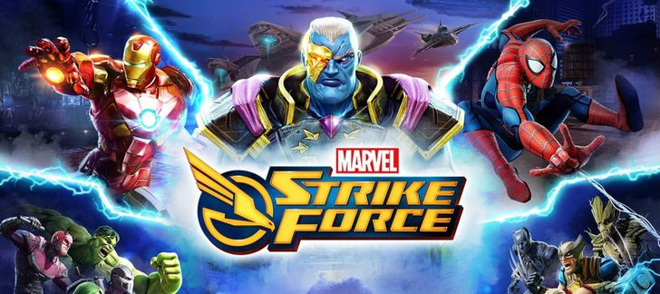 Get ready for battle, 'MARVEL Strike Force' is officially available on the Play Store