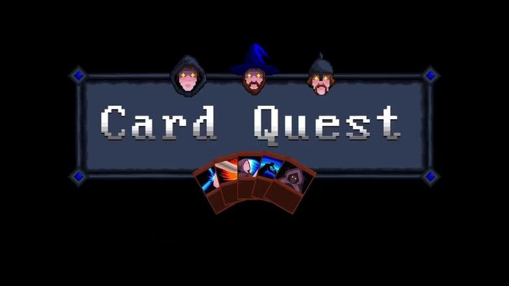 The card-based dungeon crawling adventure game 'Card Quest' has been ported to Android