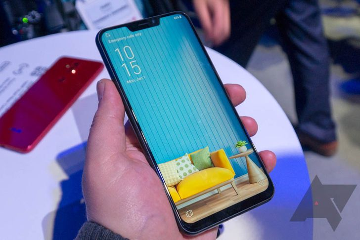 Hands-on with the ASUS ZenFone 5Z and 5 series: Shameless notch-envy