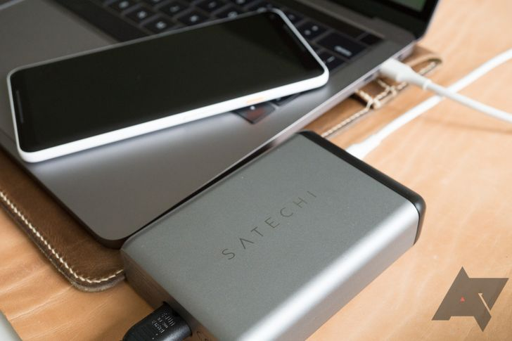 Review: Satechi's 75W charger has USB-C PD, Quick Charge, and extra ports to keep all your gadgets going
