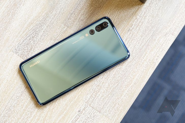 You can pre-order the Huawei P20 Pro in the US via eBay, shipping April 18th