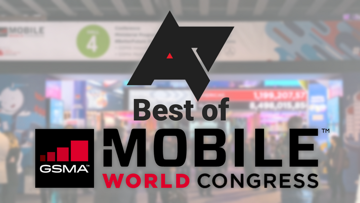 Android Police's Best of MWC 2018 awards