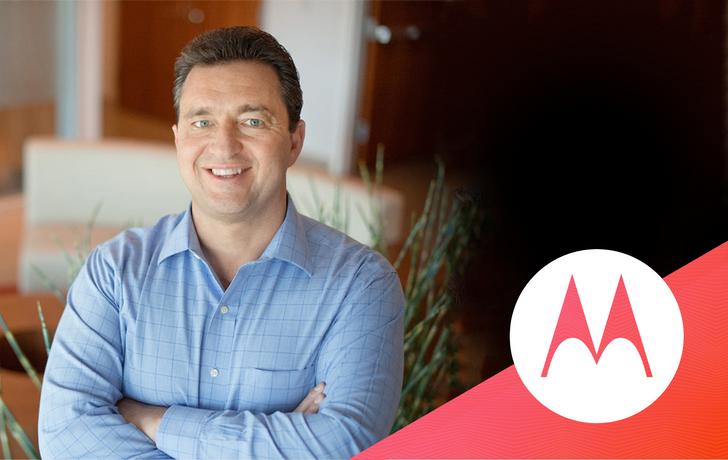 President of Motorola steps down, replaced by Sergio Buniac