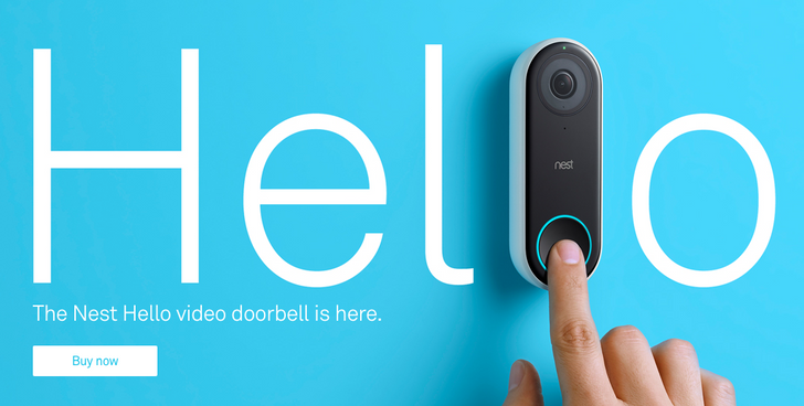 [Update: Assistant supports doorbells] Nest Hello and long-awaited Nest x Yale Lock now ready to ship; Nest Temperature Sensor up for pre-order