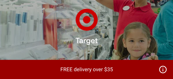 [Update: It's back] Free alert: Get $15 in Target credit via Google Express just by saying three words to Assistant