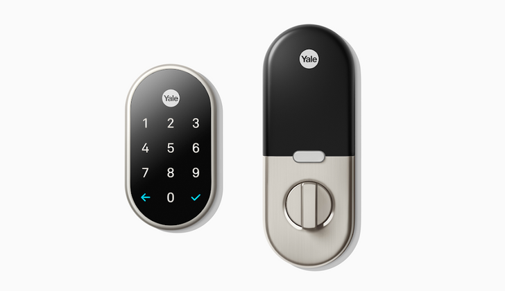 Nest x Yale Lock makes its way to the Google Store