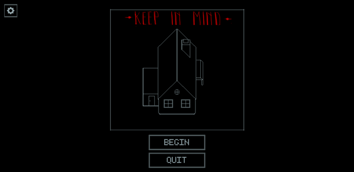 Keep in Mind: Remastered is a short walking simulator that deals with heavy concepts like depression