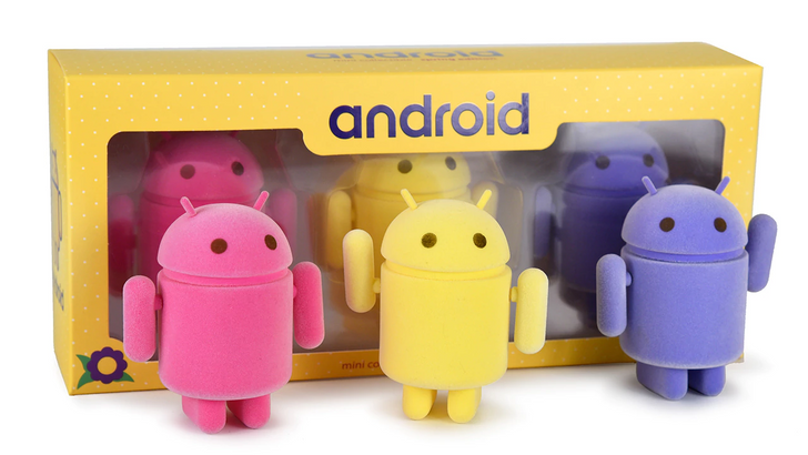 [Update: Pre-orders open] Dead Zebra announces spring Android Minis and THEY LOOK LIKE PEEPS