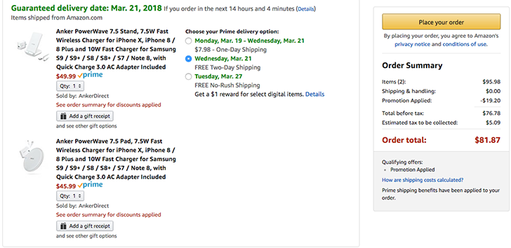[Deal Alert] Anker's new PowerWave 10W fast wireless chargers are up to 20% off with codes, other accessories are up to 25% off on Amazon