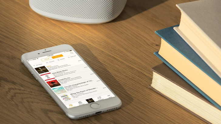 [Update: Actually live] Audible finally works with Sonos, offers trial with 2 credits and Miles Davis' autobiography for free