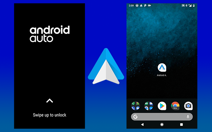 [Update: Google confirms] Android Auto now allows phones to be unlocked while connected