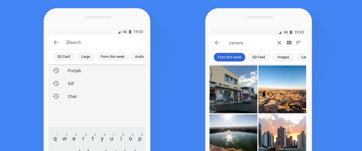 Files Go updated with file search, smarter notifications, and more [APK Download]