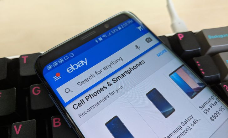 eBay app adds augmented reality to choose the right shipping box