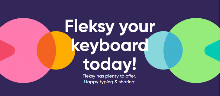 Fleksy Keyboard adds cloud sync to ease your transition between devices