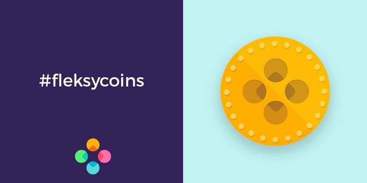 Fleksy's 'fleksycoins' in-app rewards system is out now