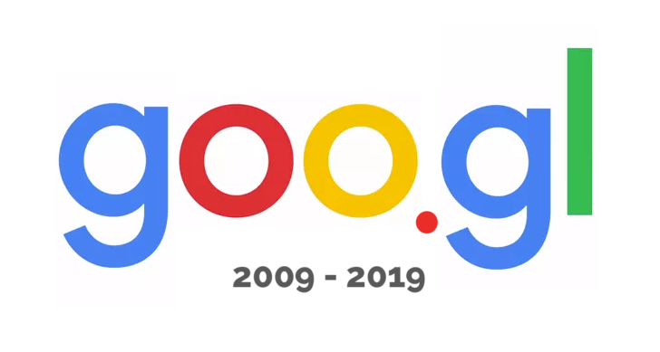Google URL shortener goo.gl sh...