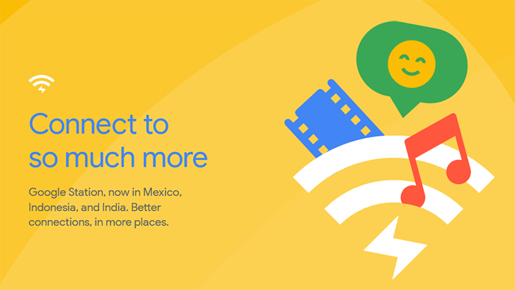 Google Station, which ran free Wi-Fi hotspots in 9 countries, is ending