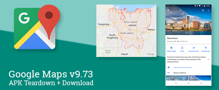 [Update: Odd-even is live] Google Maps v9.73 beta prepares to allow reviews to be saved as drafts, odd-even road rules for Jakarta, and more (APK Teardown)