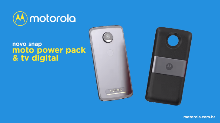 Motorola announces Digital TV Moto Mod, coming to Brazil