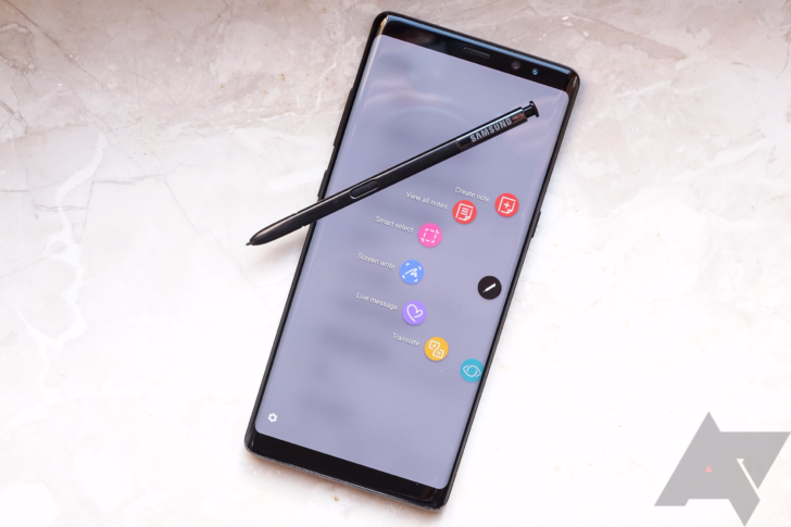 [Update: Winners] Giveaway: Win one of 2 brand new AT&T Samsung Galaxy Note8s [US]