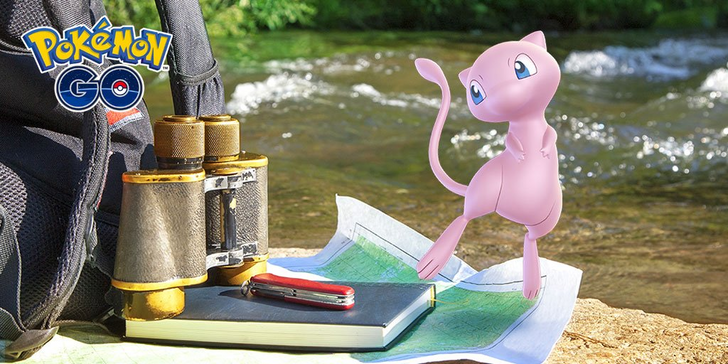 [Update: Coming March 30th] Pokémon Go getting in-game 'Research Tasks' to let players finally catch Mew