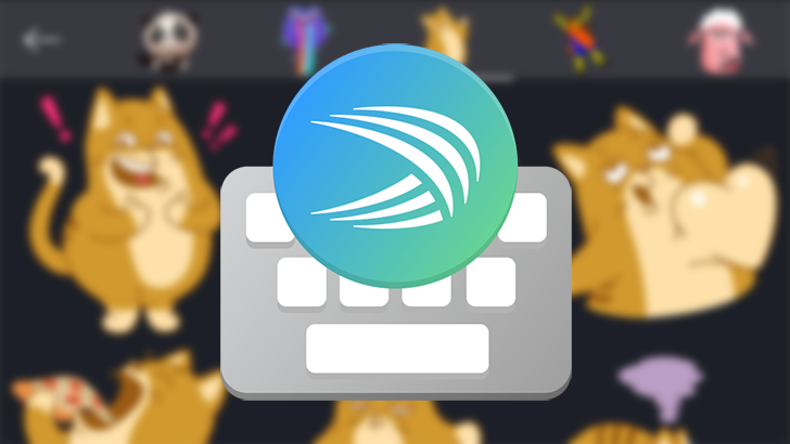 SwiftKey 7.0 arrives with sleek Toolbar interface, custom Stickers to jazz things up [APK Download]