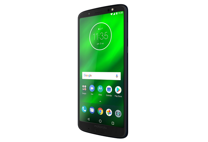Moto G6 Plus and G6 Play photos and details pop up on Carphone Warehouse's site