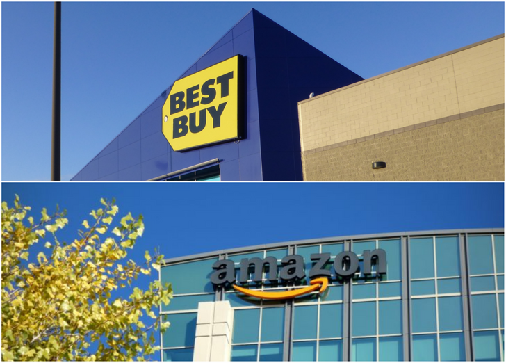 Best Buy to begin selling products on Amazon, starting with exclusive next-gen Fire TV Edition smart TVs