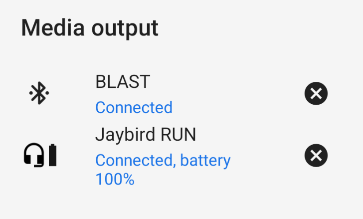 [Update: Now live in Pie] Android P will remember individual volume levels for each Bluetooth device you connect