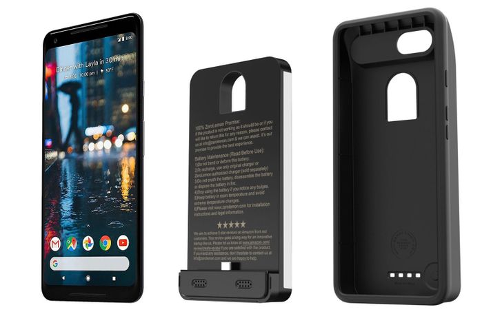 ZeroLemon releases new high-capacity battery cases for Google Pixel 2, Pixel 2 XL, LG V30, and Samsung Galaxy S8 Active [Sponsored Post]