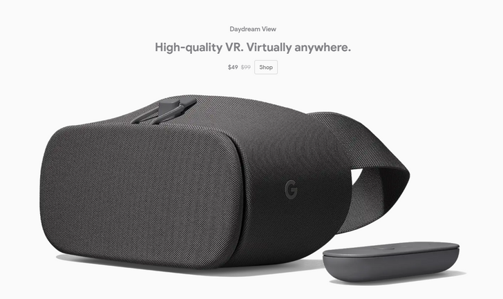 [Deal Alert] Google Daydream (2017) is 50% off again at several retailers