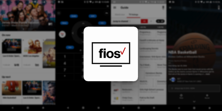 Verizon launches its new Fios TV app, a better-looking version of its old FiOS Mobile app