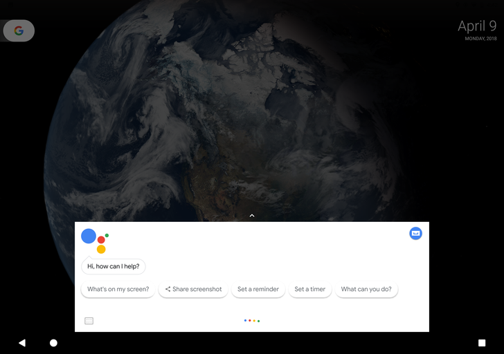 Google Assistant is now available on the Pixel C