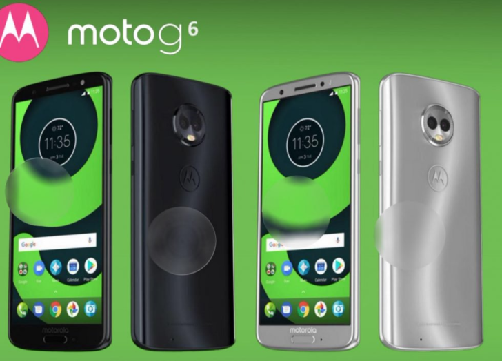 New Moto G6 series could be announced April 19th in Brazil