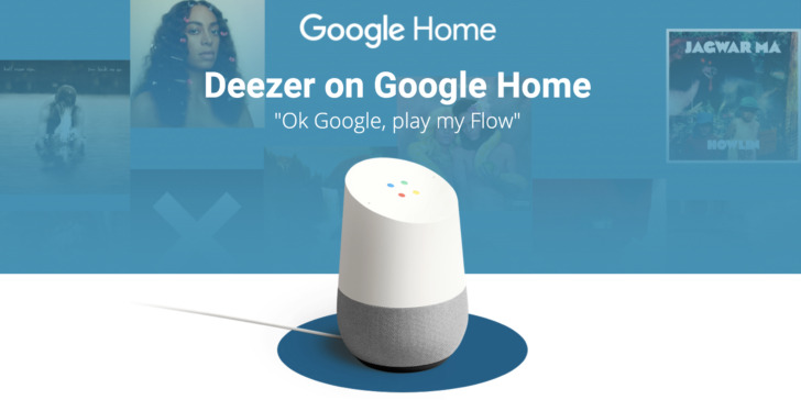 [Update: Try Premium+, just 99p for 3 months] Deezer is now available on Google Home devices in the UK