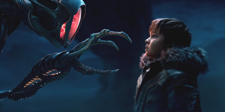 Google and Netflix collaborate on Lost in Space game for Google Home