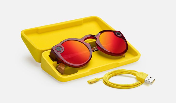 Snapchat releases second-gen Spectacles with new features and a higher price tag
