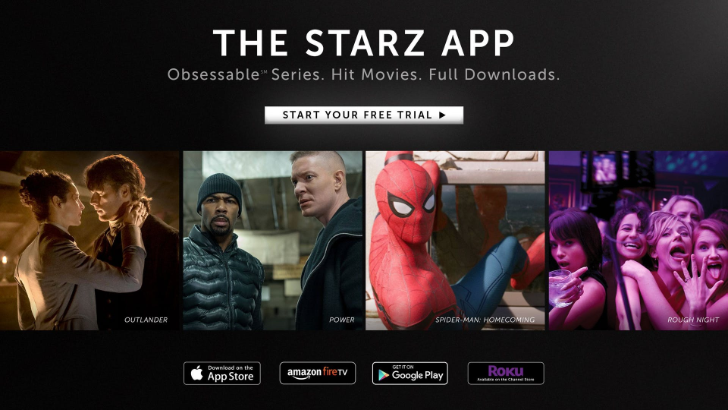[Update: Actually 9th] Google Home adds its 7th video streaming service in the US: Starz