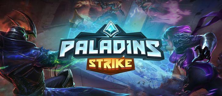 Hi-Rez Studios' mobile MOBA 'Paladins Strike' is available worldwide