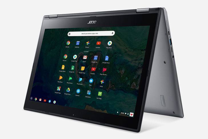Acer announces new Chromebook 13 and 15 models, including 'Spin' 2-in-1s