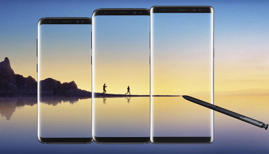 US Samsung Galaxy S8, S8+, and Note 8 get treated to Android 9 Pie beta and One UI