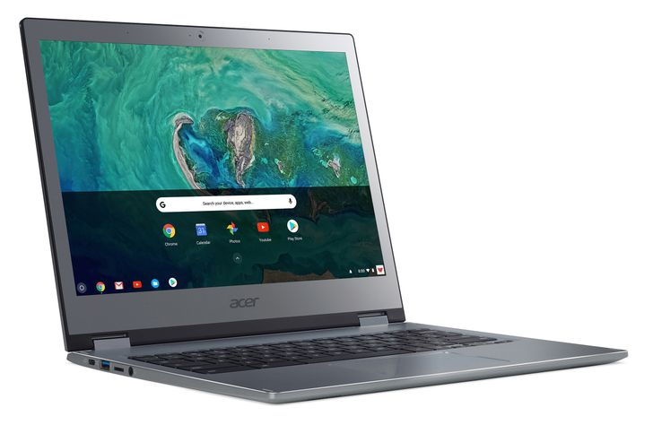Acer Chromebook 13 and Spin 13 may be first Chromebooks to ship with day-1 Linux app support