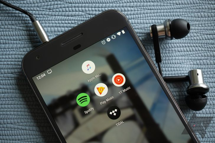 Weekend poll: Which music streaming services do you use?