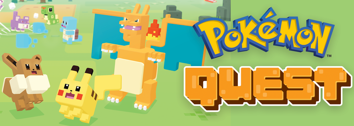 Pokémon Quest is bringing its blocky action to Android in late June
