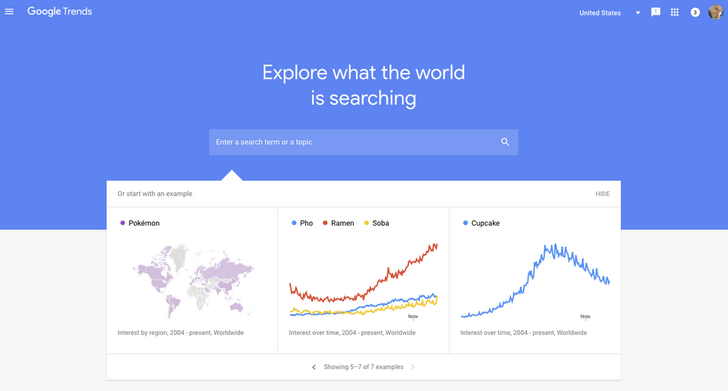 Google revamps Google Trends site with real-time data, curated content, and more