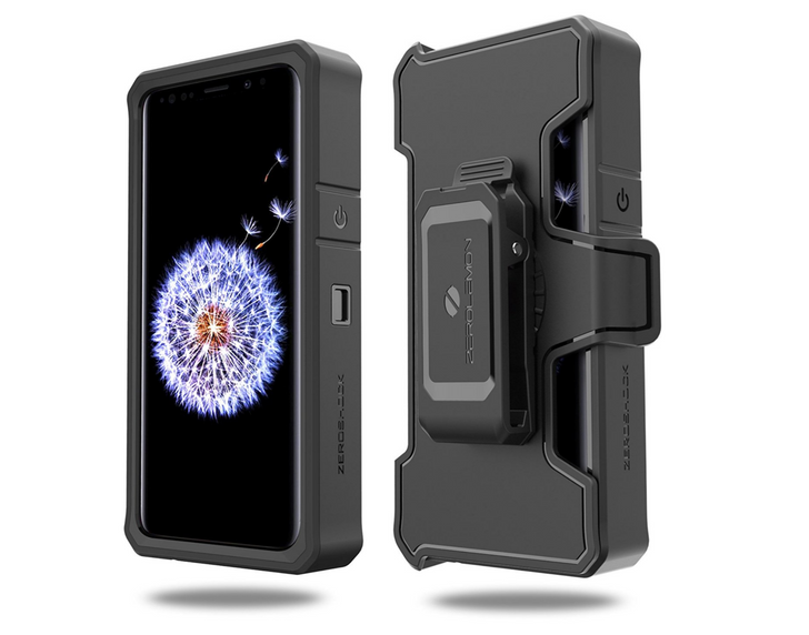 ZeroLemon releases high-capacity, rugged battery cases and belt clips for the Samsung Galaxy S9 and S9+ [Sponsored Post]