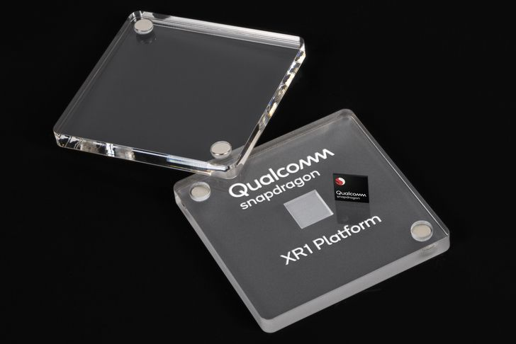 Qualcomm announces Snapdragon XR1 chip for VR and AR headsets