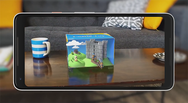 ARCore v1 2 gives devs new tools to create collaborative AR