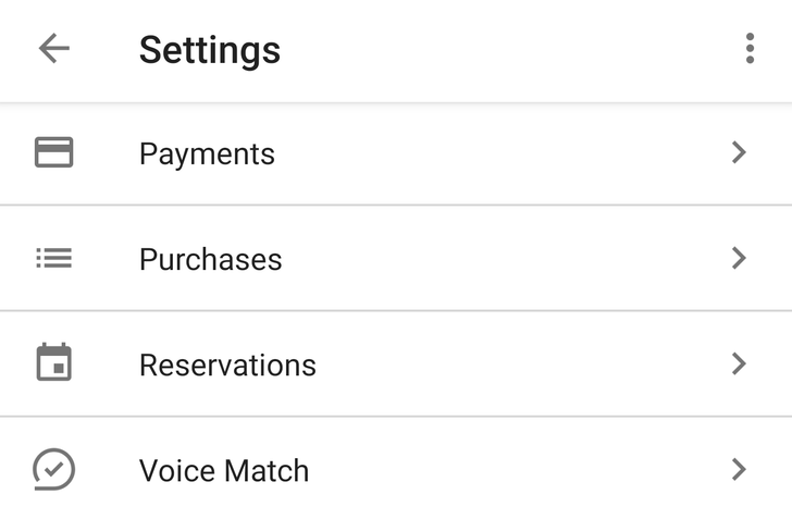 Google Assistant starts consolidating all your reservations and purchases in one place